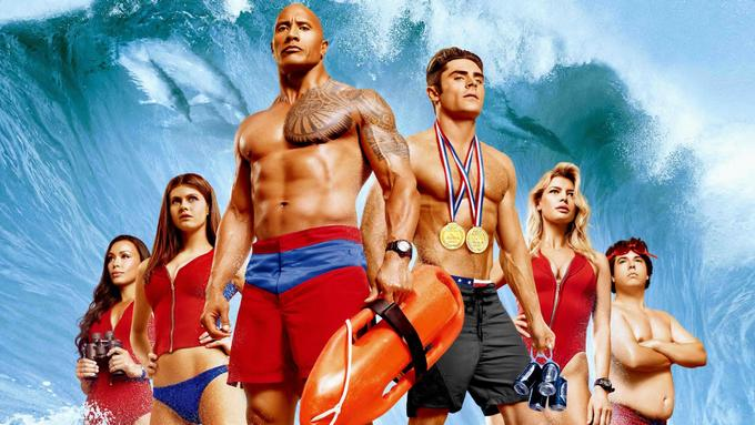 Baywatch © 2017 Paramount Pictures. All Rights Reserved.