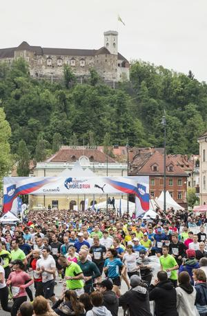 Tek Wings for Life World Run 2021 potrjen