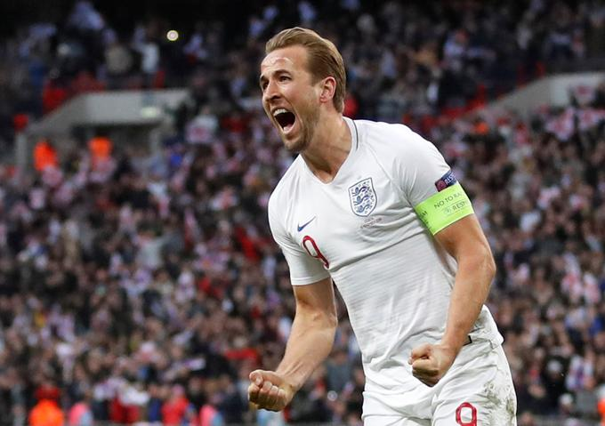 Harry Kane in England won the 85 minutes (2: 1) and sank Croatia to league B.