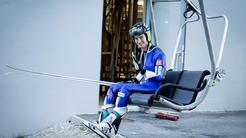 Ski jumps of Jiga Zhelar