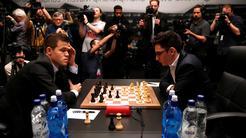 Magnus Karlsen vs. Fabiano Carouana
