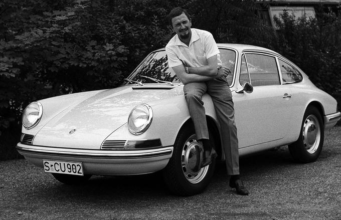 At the Frankfurt Motor Show, in 1963, Porsche introduced the 356 model. It's called 901, but later the Germans have to change the name Away to 911 because of a dispute with Peugeot. One of the largest icons of the car world was born.