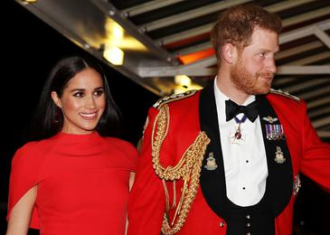 Harry in Meghan začela svoji hollywoodski karieri