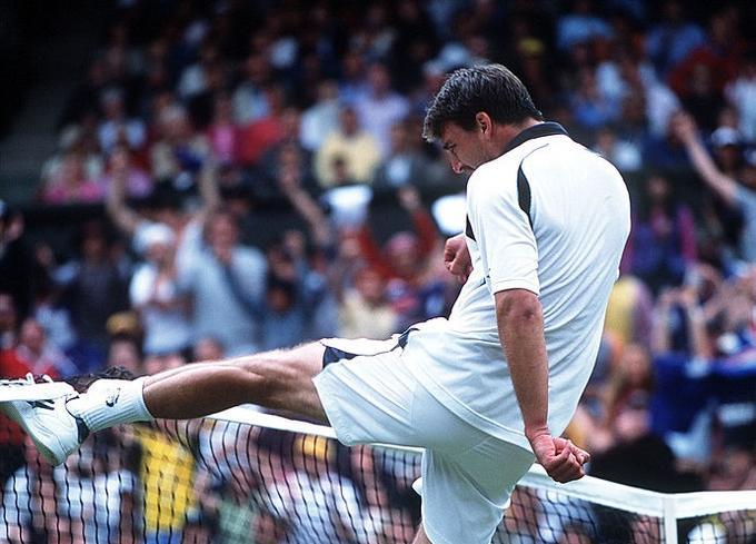 Goran Ivanišević je na igrišču pogostokrat izgubljal živce.