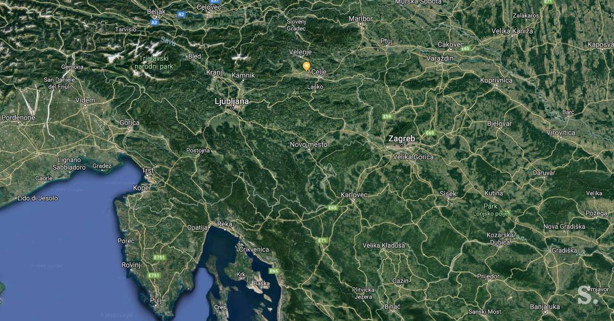 Tiha A Zelo Velika Novost Za Googlove Zemljevide Siol Net