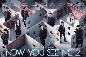 Mojstri iluzij 2 (Now You See Me 2)
