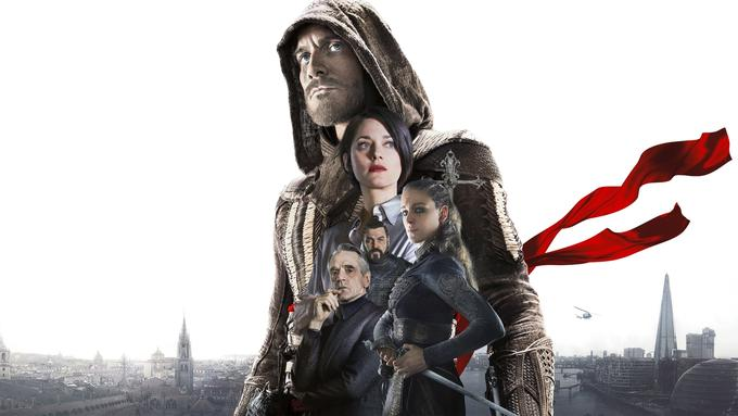 Assassin's Creed © 2016 Twentieth Century Fox Film Corporation. All rights reserved.