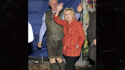 Bill Clinton oktoberfest