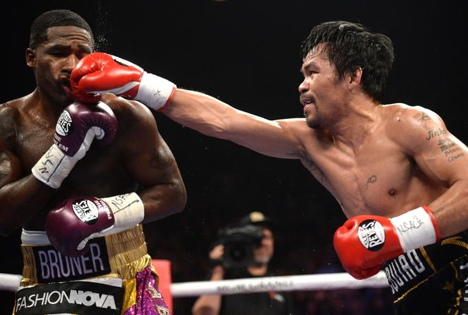 Manny Pacquiao Adrien Broner