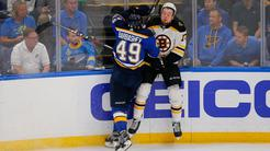 Ivan Barbašev, St. Louis Blues, Boston Bruins