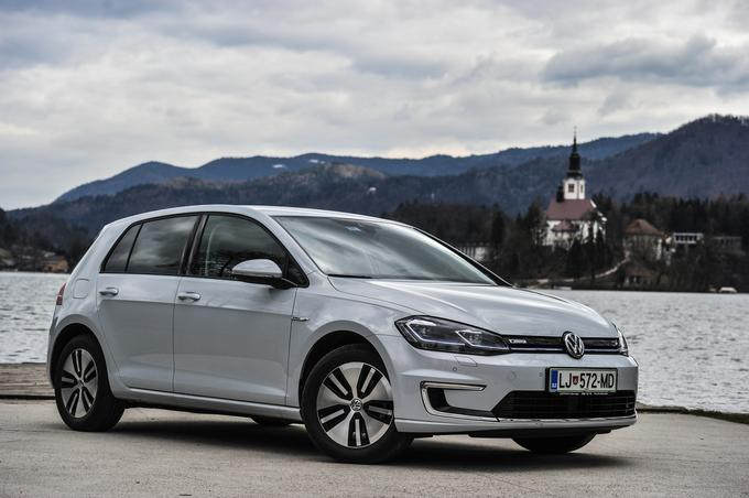 Volkswagen will no longer be planning to sell e-golf next year.