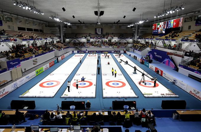 Gangneung Curling Centre