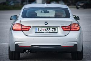 Test: BMW 425d gran coupe