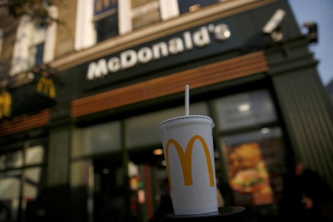 McDonald's Celje, McDonald's, McDonalds