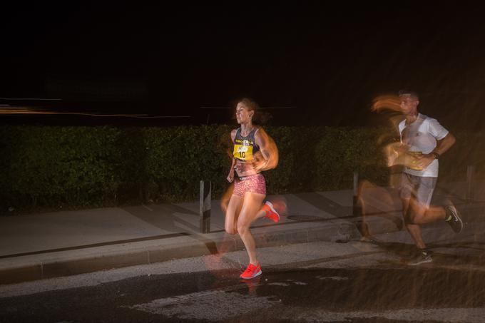 Neja Kršinar runs according to state records ...