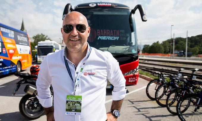 Milan Eržen, a former long-time rider and cyclist, found himself in the inquiry into the International Cycling Federation.