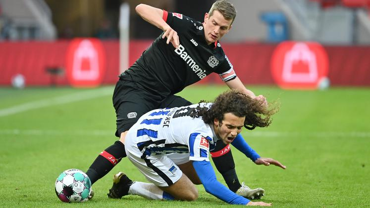 Bayer Leverkusen, Hertha Berlin