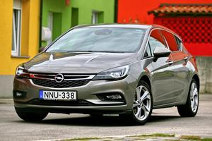 Test: opel astra 1.0