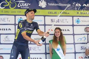 Slovenia celebrates: Luka Mezgec takes stage victory and green jersey #video
