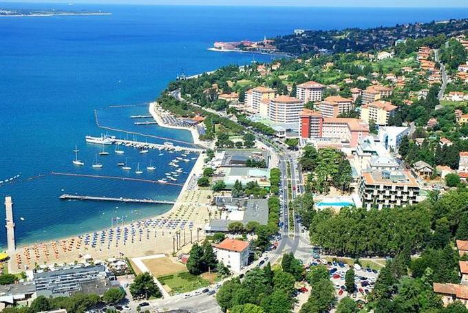 Istrabenz Turizem, hotels