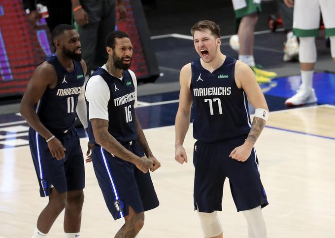 To je bila ena najslajših in najbolj dramatičnih zmag slovenskega košarkarja, odkar nastopa v ligi NBA.