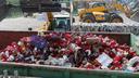 Tona sveč, ki je ne recikliramo, obremeni okolje s 330 kilogrami plastike #video