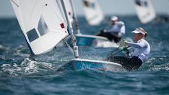 Laser Radial Sailing