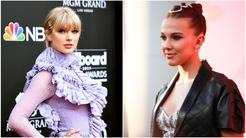 Millie Bobby Brown, Taylor Swift