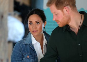 Zadnje novice o Harryju in Meghan razdelile tudi znane Britance #video