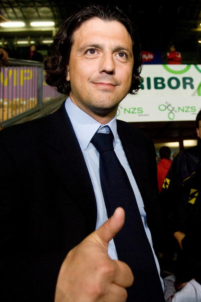 Zahović has been working on the NZS Radenku Mijatoviću for the first time.
