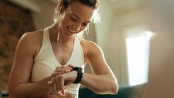 pametna ura, fitnes, vadba, šport, rekreacija