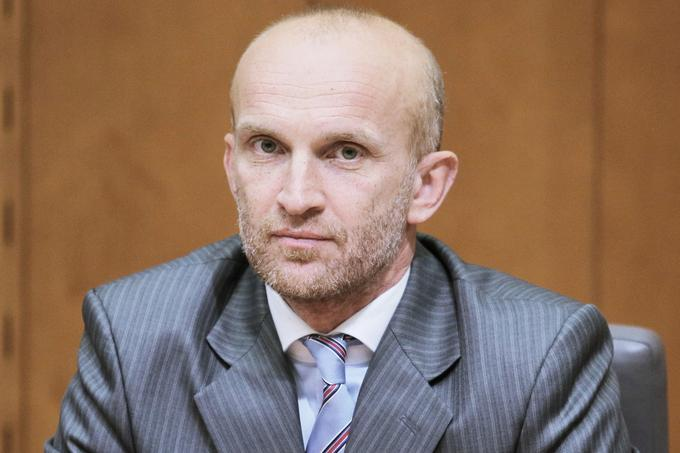 Arman Koritnik, prvi mož Teša