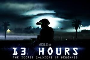 13 ur: Tajni vojaki Bengazija (13 Hours: The Secret Soldiers of Benghazi)
