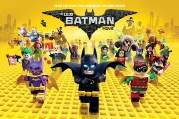 LEGO Batman Film (The Lego Batman Movie)