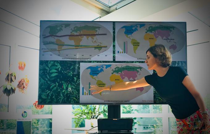 Head of research by Dr. Marjetka Podobnik.