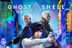 Duh v školjki (Ghost in the Shell)