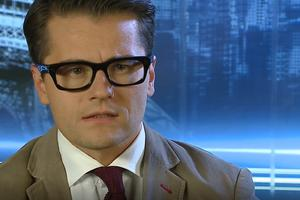 Jure Godler: Ko bom velik, bom Batman! #video