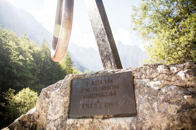 Klin v dolini Vrata. Foto: Žiga Zupan/Sportida