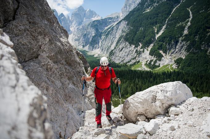 """""""Vsak odhod v gore pomeni tudi nekaj nevarnosti in tveganja,"""" opozarja Igor Potočnik, predsednik Gorske reševalne zveze Slovenije. Zato se nanje vedno odpravite pripravljeni - tako telesno kot psihično."""