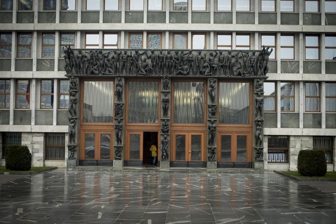 državni zbor parlament