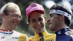 Greg LeMond Laurent Fignon