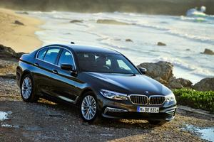 BMW 5 – tiha revolucija #foto in #video