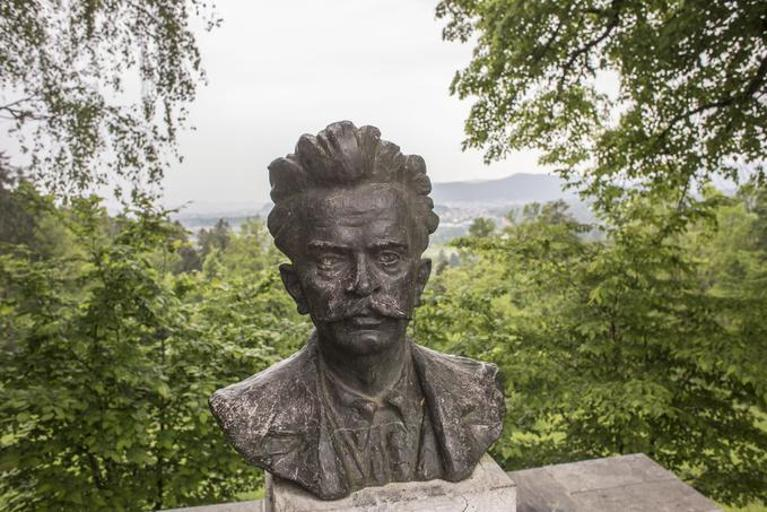 Ivan Cankar gospod stotnik obnova