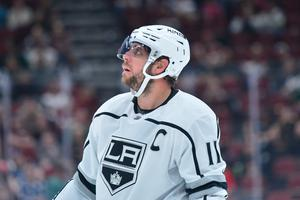 Nov poraz Anžeta Kopitarja in LA Kings