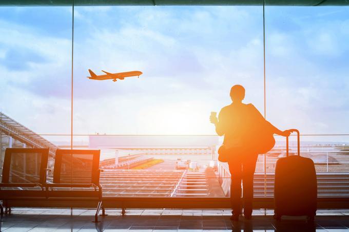 Pet nasvetov za manj stresno potovanje z letalom - siol.net