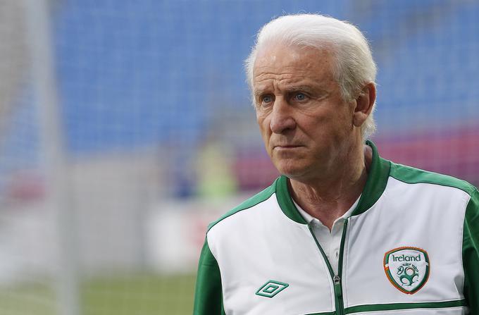 Giovanni Trapattoni je vodil Irsko na Euru 2012 pri 73 letih!