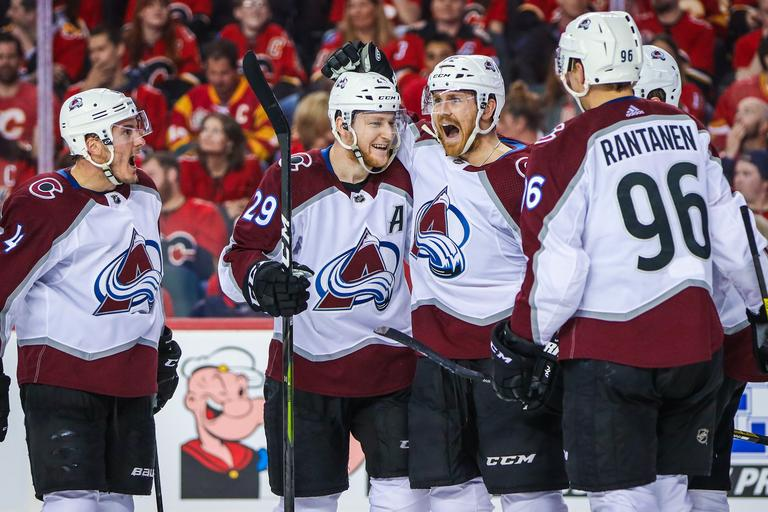 Colorado Avalanche, NHL