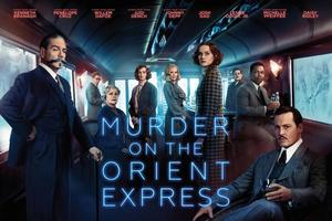 Umor na Orient Ekspresu (Murder on the Orient Express)