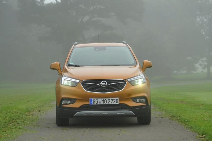 Opel mokka x zdrava polnozrnata moka za veliko oplovega for Opel mokka opc line paket exterieur