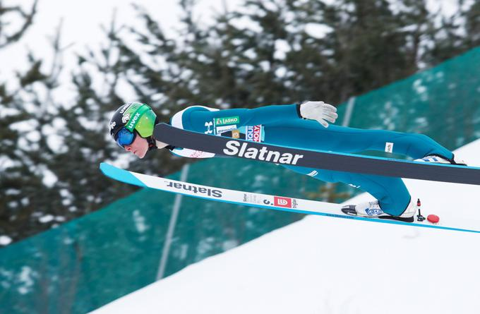 The verdict Prevc achieved its fifth career victory in Vikersund.